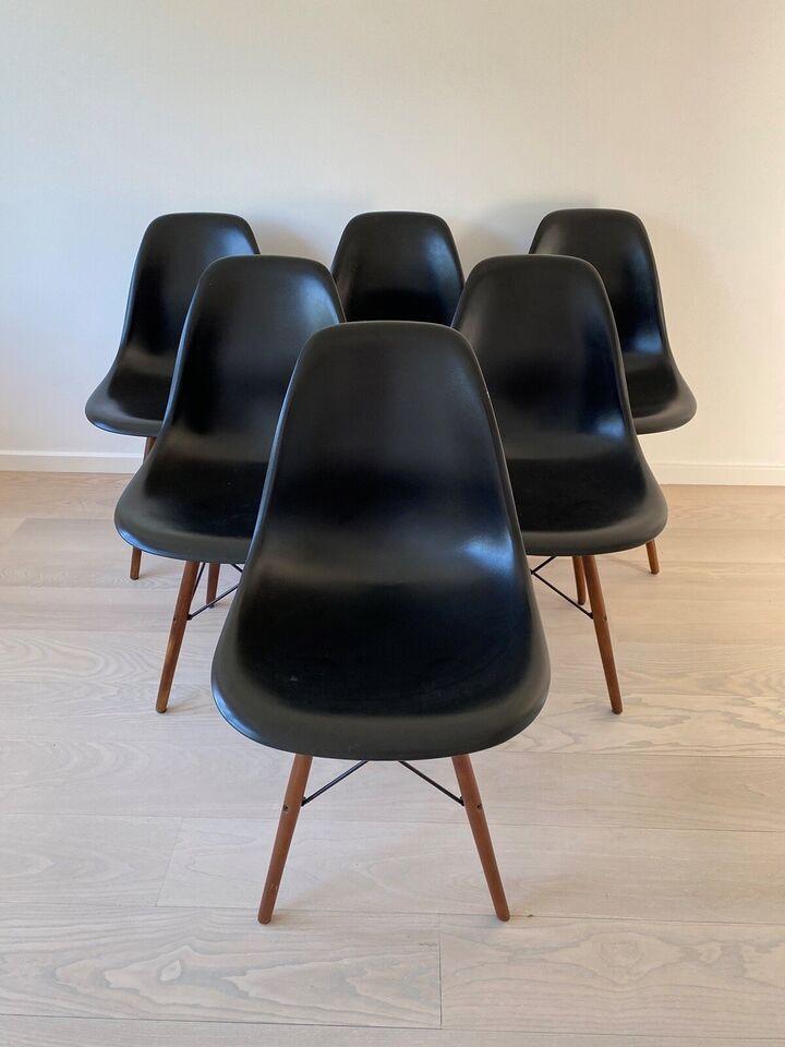 Charles Eames, stol, DSW – dba.dk – Køb og Salg af Nyt og Brugt