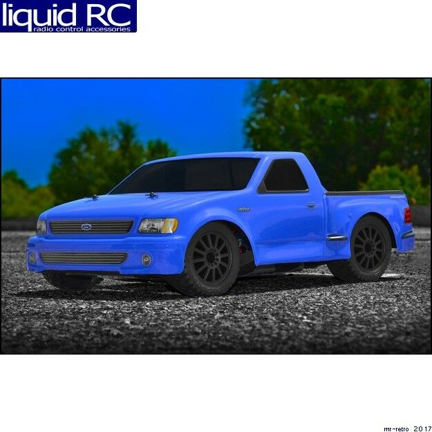 JConcepts 0310 1999 Ford Lightning Clear Body: Scalpel Slash
