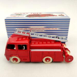 Atlas-Fourgon-Incendie-Premier-Secours-Berliet-Diecast-Models-Dinky-toys-32E