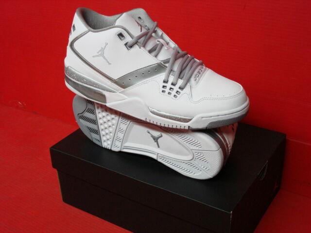 a133aeeb0abc Buy Nike Air Jordan Flight 23 Basketball Shoes 317820-100 White Size ...