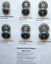 Replacement-Luggage-Inline-Skate-Wheels-Set-of-2-FREE-SHIPPING-from-USA thumbnail 29