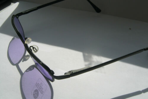 New Unisex Move Eyeware Geek Festival Style Fashion Sunglasses UV400 Lilac