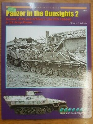 7057 Panzer In The Gunsights 2 - Armour At War - Serie Concord Steven Zaloga