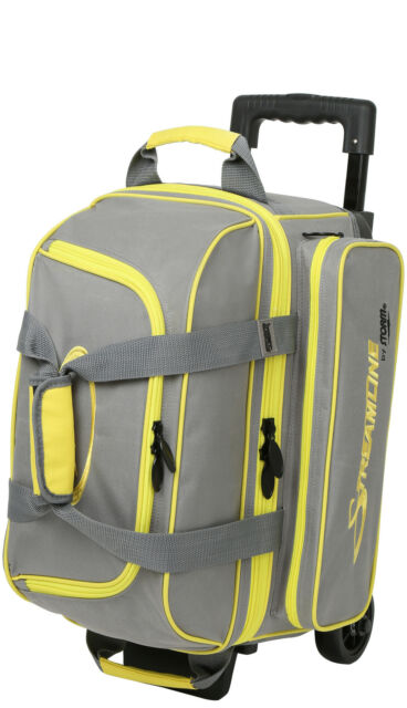 Storm Streamline 2 Ball Roller Bag S 79491 Grey black yellow for ... 2a887ef3918cc