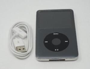 Used-Working-Black-Apple-iPod-Classic-6th-Generation-160GB-MP3-Player-A1238