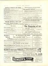 1897 Hawthorne Sheble Aldgate Baby Bliss Champion Heavyweight Rider Ad