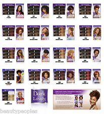 X 3 Dark And Lovely Fade Resist Hair Colour 379 Golden Bronze
