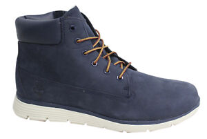 Timberland D125 Side A19y9 junior azul Zip Up Killington Lace marino Botas avAwxqarn1