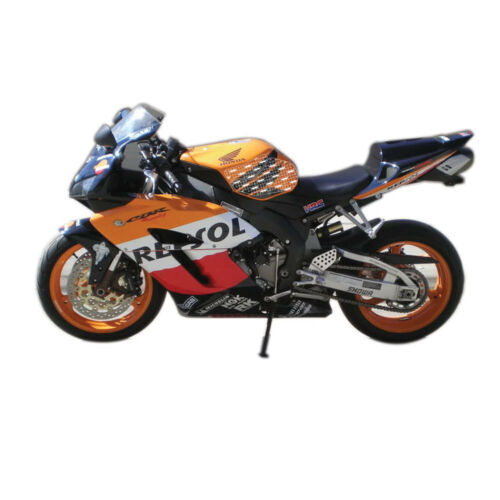 Stompgrip Honda CBR1000RR 2004-2007 Traction Tanks Pads Clear StompGrip