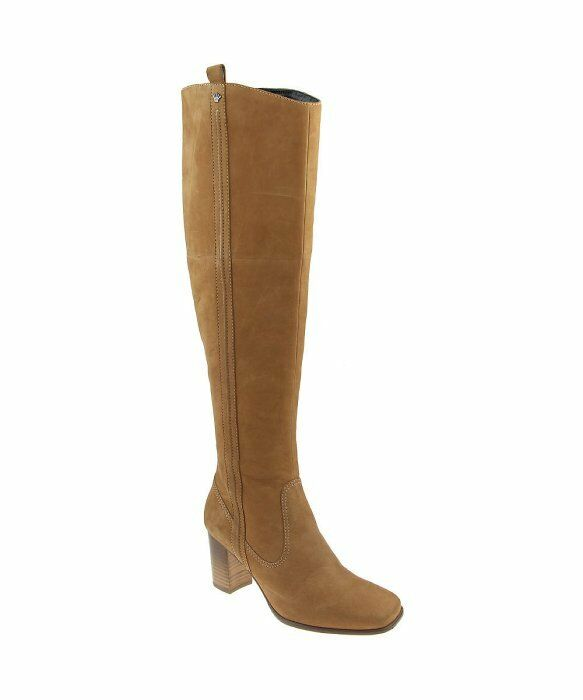 NIB Nina Originals Ventura Tall Shaft Boots - Caramel - size 6.5