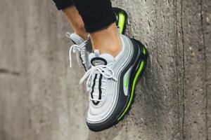 pretty nice 0aa0b d52e5 Details about NIKE AIR MAX 97 VOLT GREY BRAND NEW IN BOX ALL SIZES  AVAILABLE 3 4 5 6 7 8