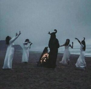 TWENTY WITCHES CASTING SPELL. COVEN.LOVE, MONEY, POWER, NEW BABY, PASSION, CURSE