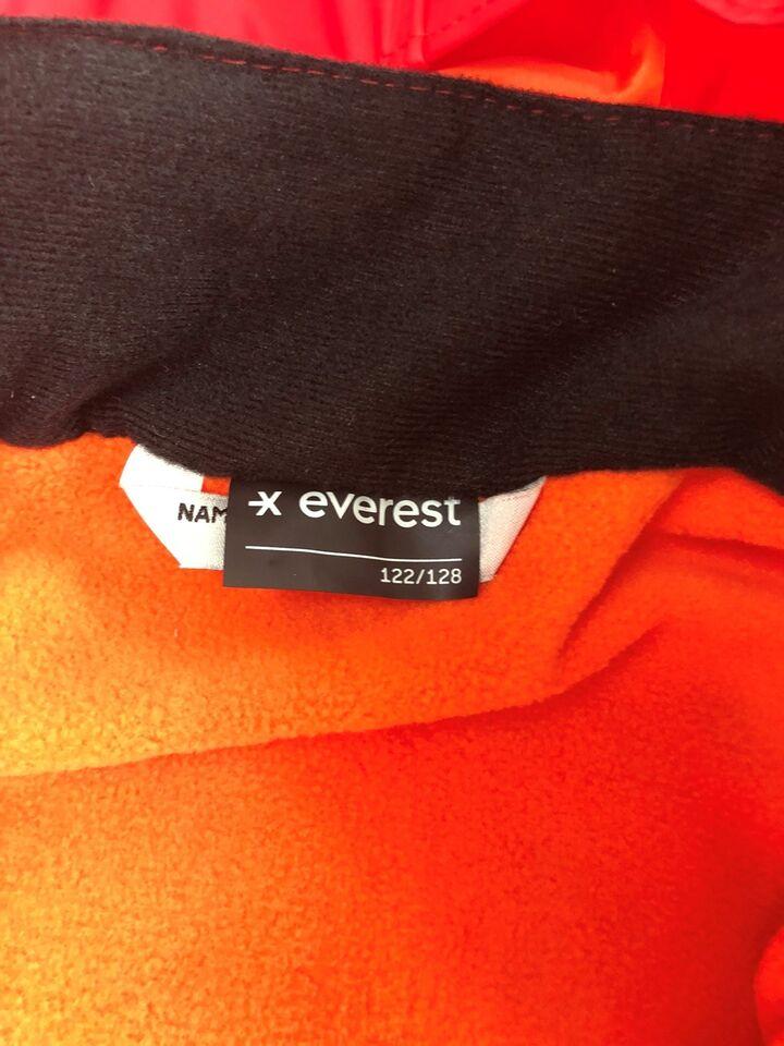 Regntøj, Regn jakke, Everest