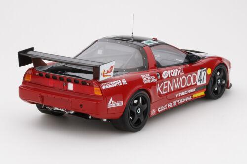 Details about  /TSM151809R 1//18 HONDA NSX GT2 NO.47 1994 LE MANS 24 HRS HONDA RACING RESIN