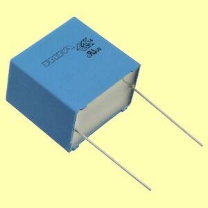 4-pcs-Entstoerkondensator-PP-metallisiert-X1-0-47uF-470nF-760VAC-RM27-5-KEMET-WP