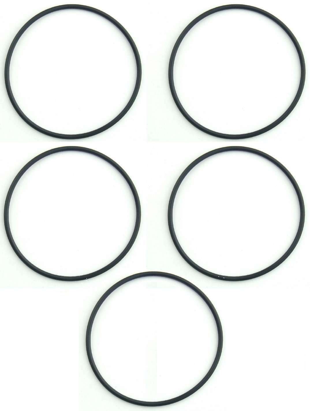 5 x Rubber ring for Snap Brackets Brackets Mounting Bracket Clamp O