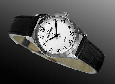 Uhren & Schmuck Armband- & Taschenuhren Bisset Bsae39 Edea Swiss Made Damenuhr Armbanduhr Direktverkaufspreis