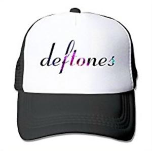 Deftones Rock Band Unisex Adjustable Baseball Snapback Cap Hat