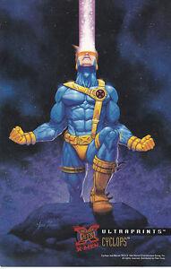 X-Men-95-Fleer-Ultra-1994-Lot-3-Ultraprints-Large-Card