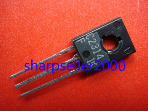 4pcs 2SC2314 C2314 NPN Driver Transistors CB Radio NEW
