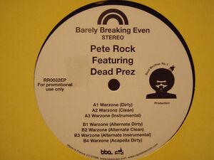 PETE-ROCK-DEAD-PREZ-WARZONE-REMIX-12-034-2004-RARE