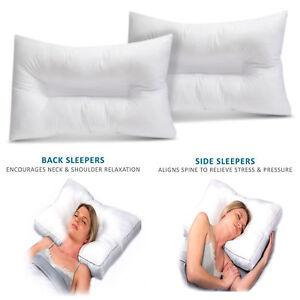 Cuscini Antirussamento.Anti Russamento Ortopedico Cuscino Testa E Collo Sostegno Spina