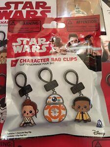 Star Wars - Le dernier sac de personnage Jedi pince la boîte complète de 36 pièces de Disney