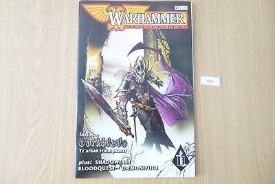 Forte Gw Warhammer Mensile-issue 7 1998 Ref:1394-mostra Il Titolo Originale Sapore Fragrante (In)
