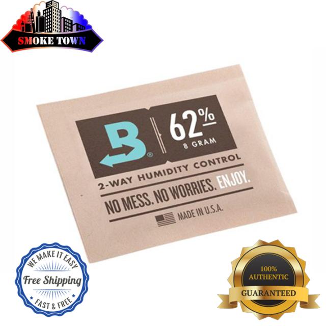 10-PACK BOVEDA 69/% Rh 2-Way Humidity Control 8 gram