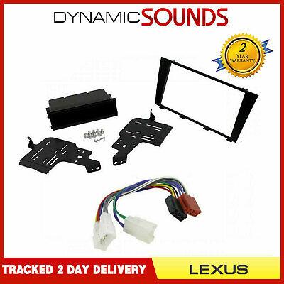 PC2-09-4 CD estéreo de coche mazo de cables ISO Cable Adaptador Para Honda//Suzuki Swift