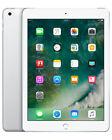 Apple iPad 5th Generation 128GB, Wi-Fi + Cellular, 9.7 Inch - Silver Tablet