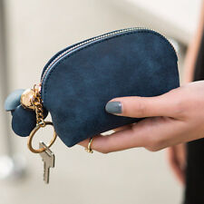 0e0c46a42414 item 1 Women Mini Small Leather Wallet Card Key Holder Zipper Coin Purse  Clutch Handbag -Women Mini Small Leather Wallet Card Key Holder Zipper Coin  Purse ...