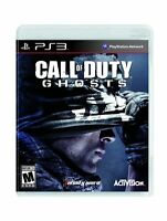 Call Of Duty Ghosts Sony Playstation 3 Brand Sealed Cod Ps3