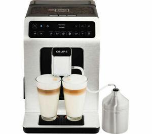 Krups Bean to Cup Automatic Coffee Machine Evidence Plus 1450watt Smart EA893D40