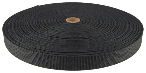 Country Brook Design® 1 1//2 Inch Black Scuba or Duty Belt Webbing 50 Yards