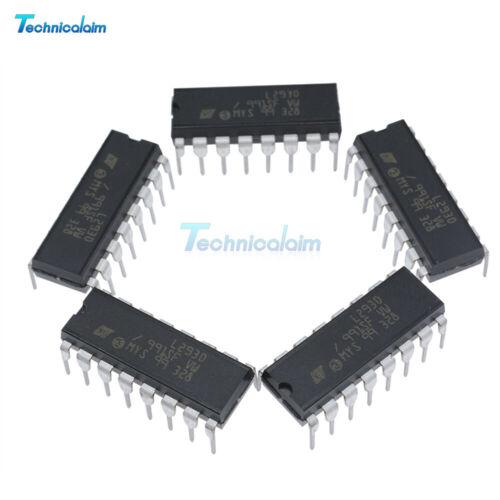 1//2//5//10PCS L293D L293 DIP-16 Stepper Push-Pull 4-Channel Motor Driver Chip