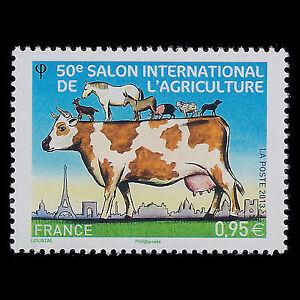 à Condition De France 2013 - International Agricultural Show Faune Animaux - Sc 4352 Mnh Disponible Dans Divers ModèLes Et SpéCifications Pour Votre SéLection