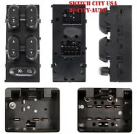 Ford F150 Expedition Lobo Lt Driver Master Power Window Switch 5l1z14529aa