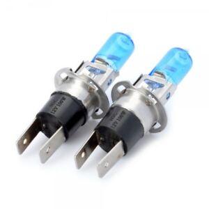 h3c 12v 5000k hid super-white xenon headlight fog light bulbs