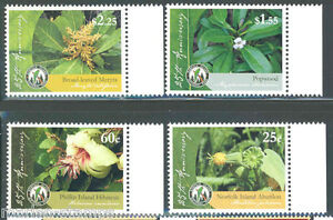 NORFOLK-ISLAND-NEW-ISSUE-NATIONAL-PARK-SET-MINT-NH