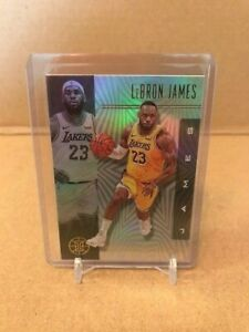 2019-20 Panini Illusions - LeBron James #20 - Los Angeles Lakers