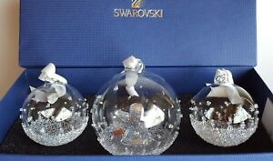 Swarovski-Crystal-2015-A-E-Christmas-Ball-Ornament-Set-Art-No-5136414