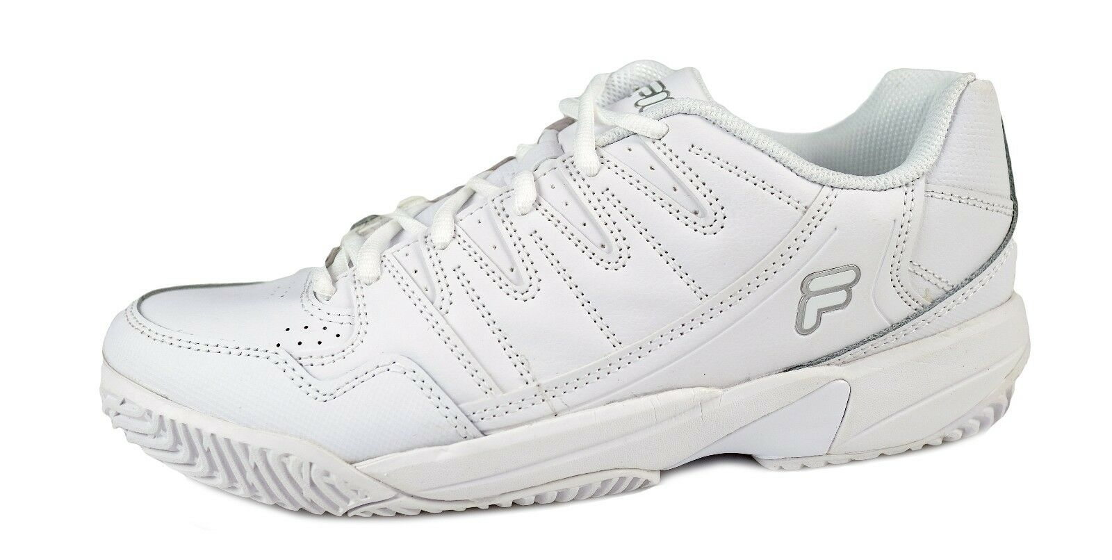 Fila Summerlin Mens Tennis Shoes  White Comfortable Casual wild