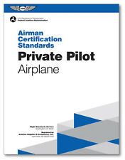Practical Test Standards: Private Pilot Airman Certification Standards - Airplane : FAA-S-ACS-6, for Airplane Single- and Multi-Engine Land and Sea by Federal Aviation Administration (FAA) Staff (2016, Paperback)