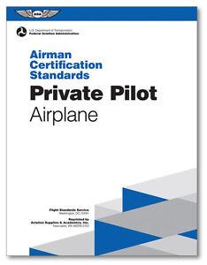 IN-STOCK ASA Airman Certification Standards:Private Pilot Airplane-ASA-ACS-6