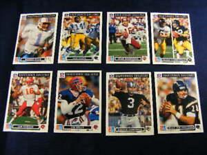 Upper-Deck-Dominos-Pizza-Football-NFL-Quarterback-Challenge-Trading-Card-Lot-20