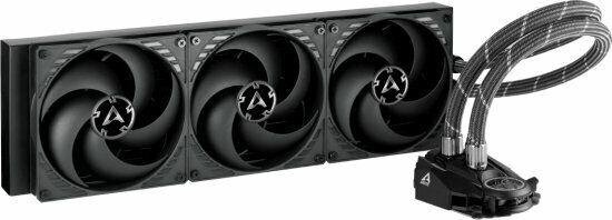 Arctic Liquid Freezer II 420 CPU Cooler Heatsink Socket LGA1200/11512066 AMD AM4