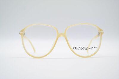 Competente Vintage Vienna Line 1362 57 [] 13 130 Giallo Ovale Occhiali Eyeglasses Nos-mostra Il Titolo Originale Sconto Del 50