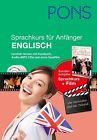 PONS Sprachkurs für Anfänger Englisch (2013, Taschenbuch)