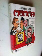 oscar mondadori 486 amor di mamma mell lazarus 1^ ed. 1973